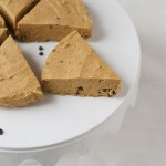 Pumpkin pie protein chocolate chip fudge