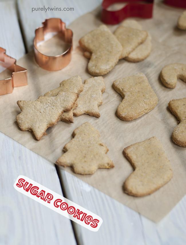 egg free dairy free gluten free sugar cookies