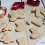 the best sugar cookies (egg-free, grain-free)