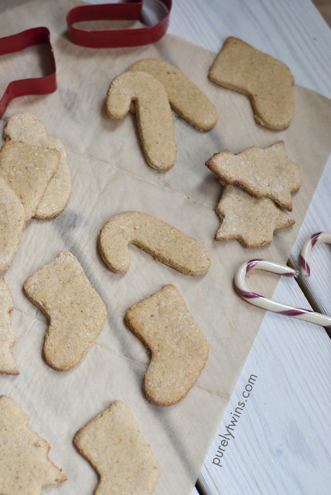 healthy gluten free dairy free sugar cookies
