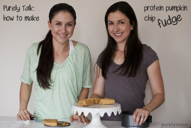 how to make protein chip fudge