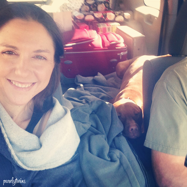 lori and gary traveling
