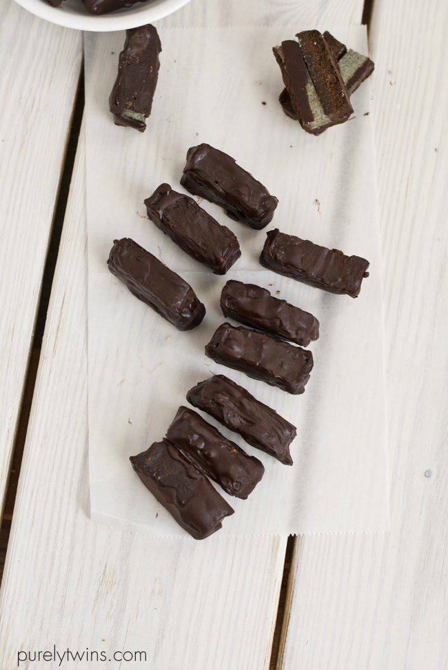 raw chocolate andes thin mints