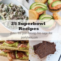 Superbowl recipe round-up
