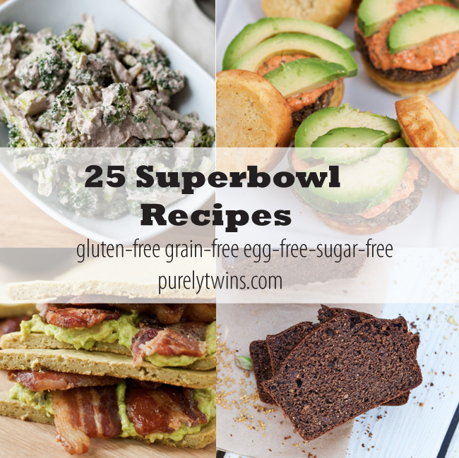 25 superbowl recipes