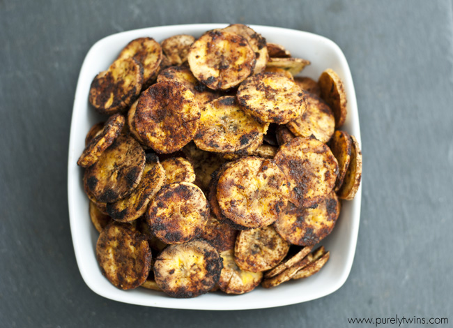 BBQ Plantain Chips