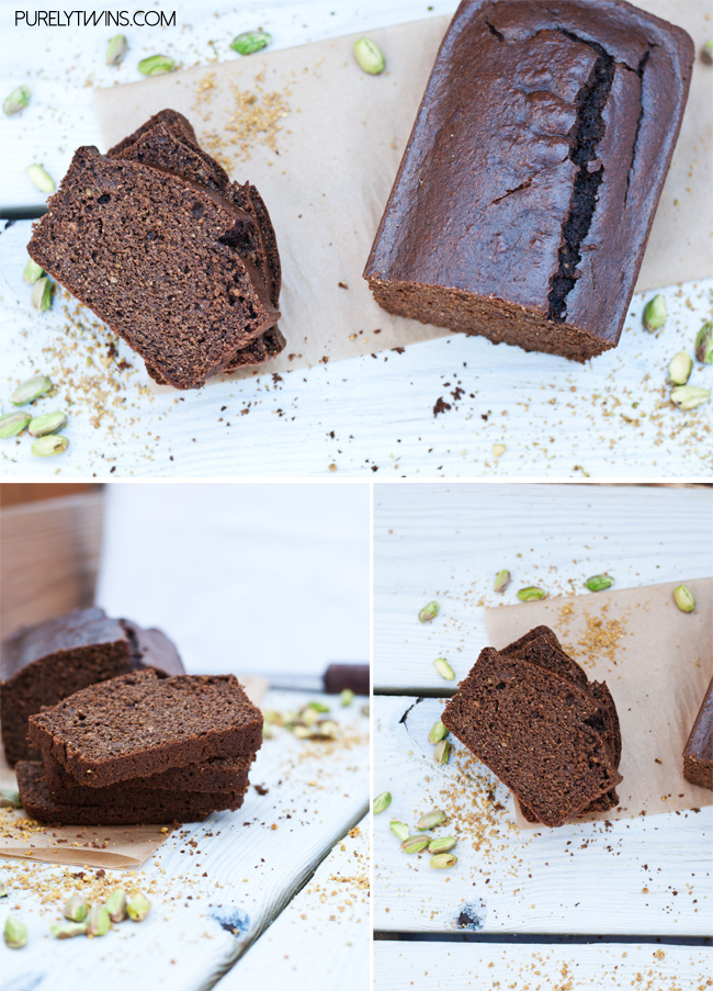 gluten free nut butter chocolate bread