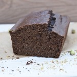 chocolate pistachio nut butter protein bread