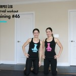 crazy 3 part burpee leg interval purely training workout #46