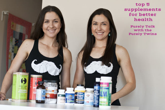 purely twins top 5 supplements for better gut health