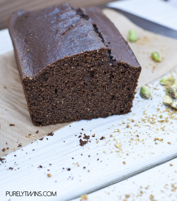 quick bread pistachio chocolate recipe