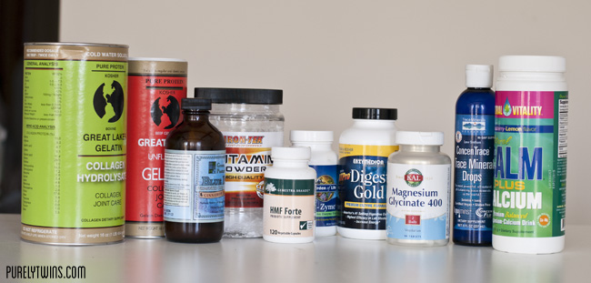 supplements to help heal your gut and have stronger digestion