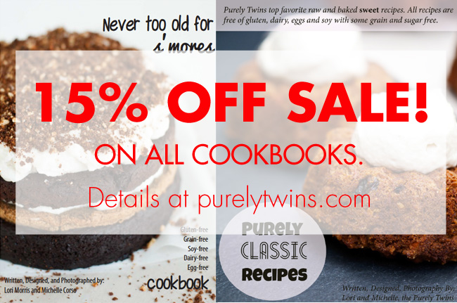 cookbook sale