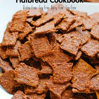No Flour Cracker and Flatbread Cookbook