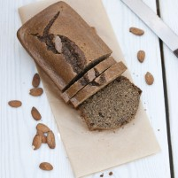 paleo almond butter nut bread