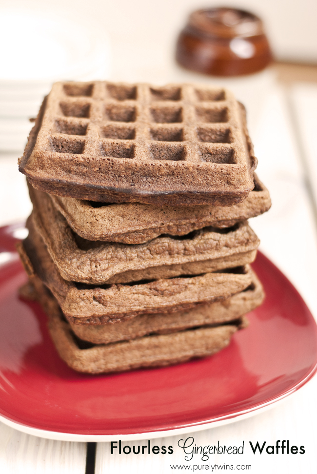 Gingerbread Waffles (Gluten Free) Recipe — Dishmaps
