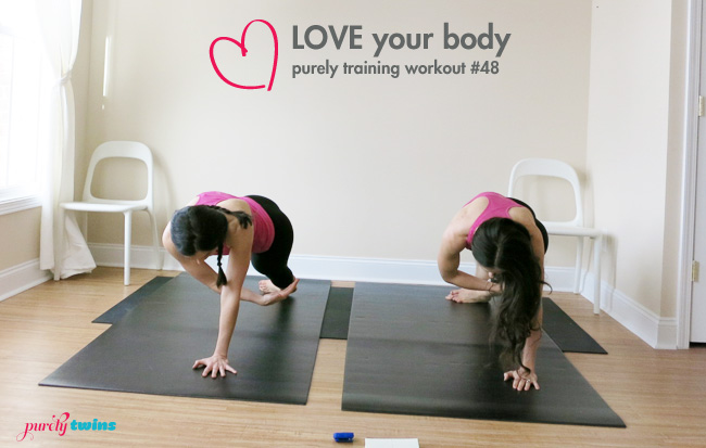 love your body workout + sale and giveaway