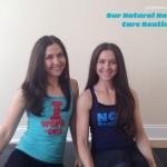 natural hair care routine