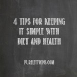 why keeping it simple with health and fitness will change your life