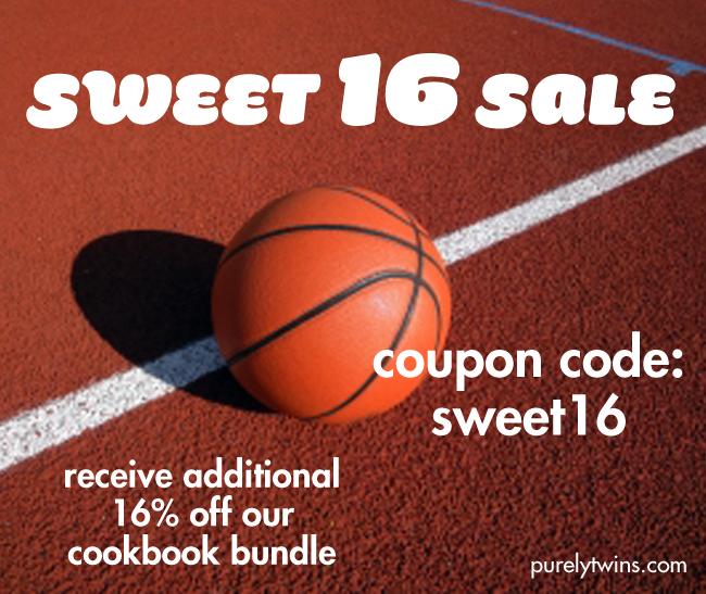 sweet 16 sale