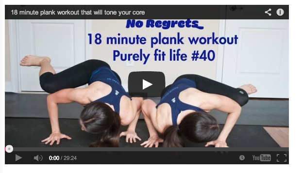 18 minute killer ab workout