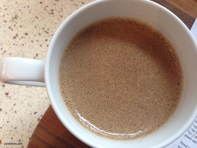 bulletproof half caf coffee during pregnancy