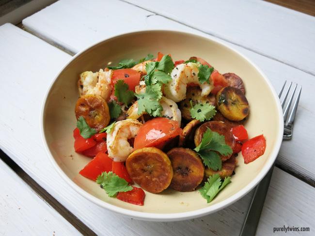 one pot cuban skillet dish