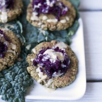 5 reasons you need to eat these kale veggie burgers