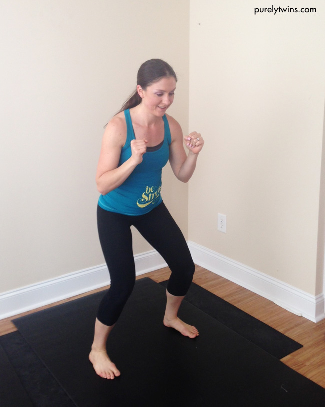 lori second trimester workout