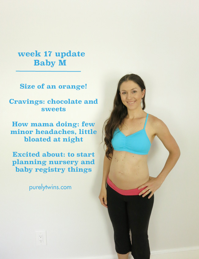 lori week 17 pregnancy update