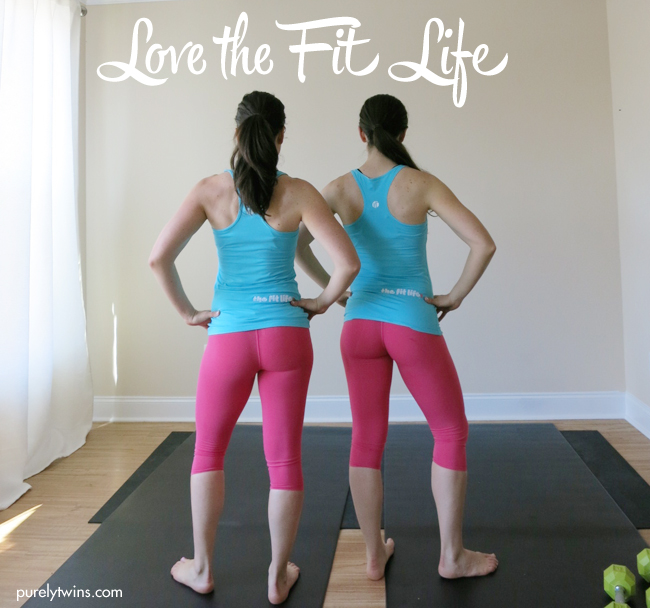 love the fit life purelytwins workout