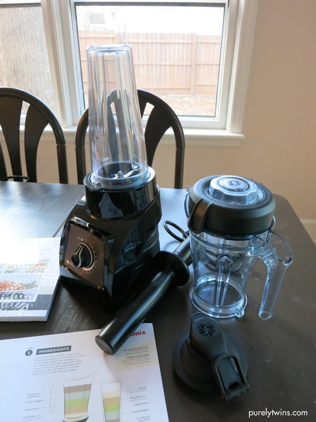 new vitamix personal blender