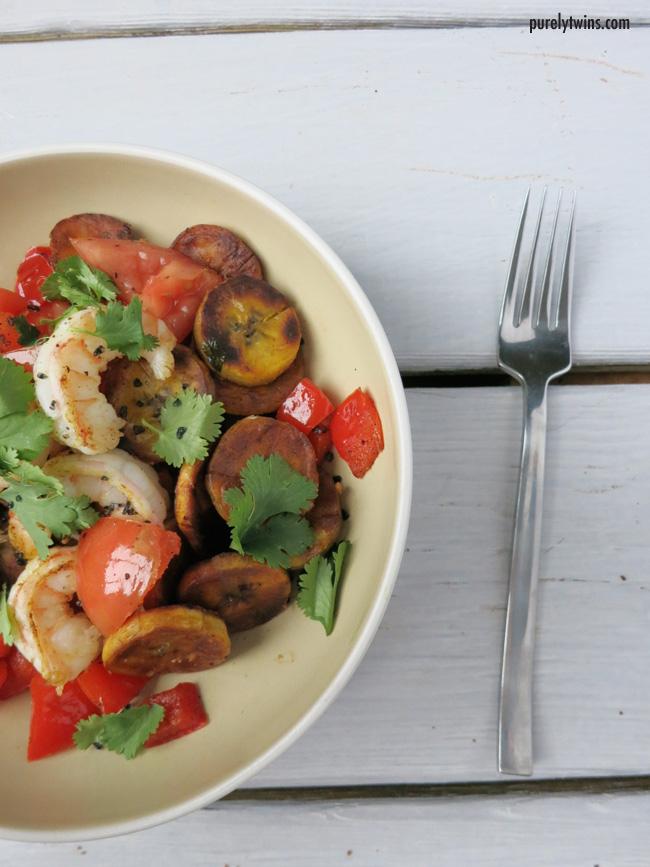 one pot plantain dish purelytwins