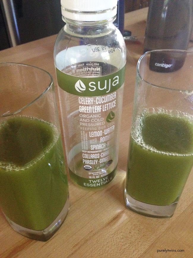 suja green juice