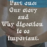 Our digestion story and why gut health is so important