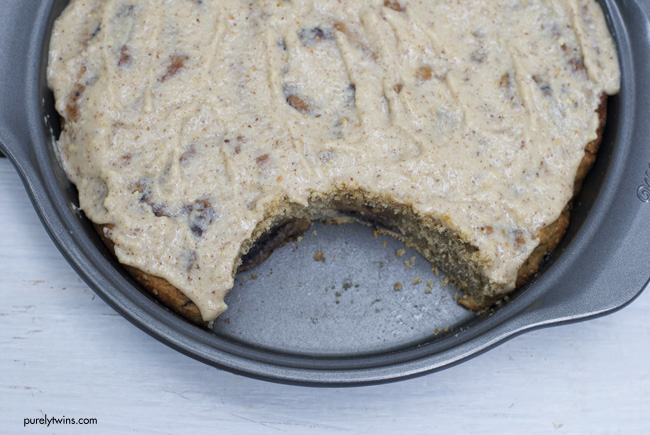 healthy paleo vegan cinnamon rolls purelytwins