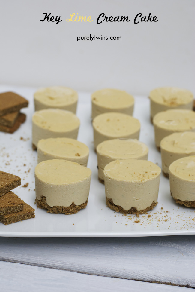 key lime cheesecake with protein graham cracker gluten free crust purelytwins