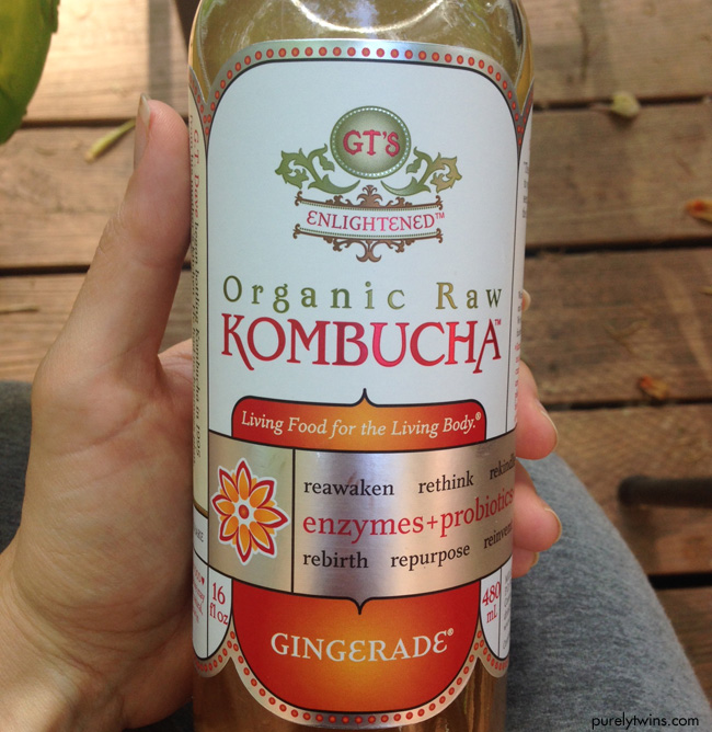 kombucha safe for pregnancy
