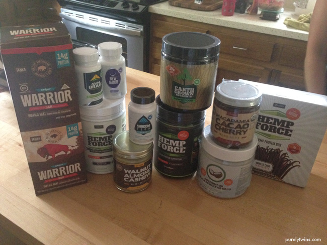 onnit samples