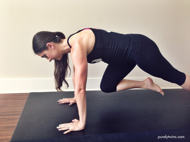 pregnancy mountain climbers