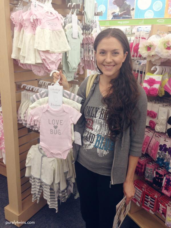 shopping baby girl clothes