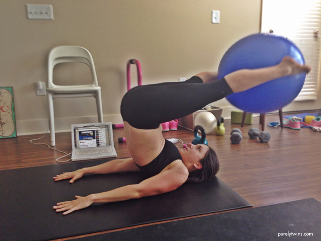 stability ball ab exercise purelytwins