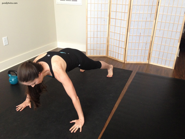 walking pushups pregnancy workout