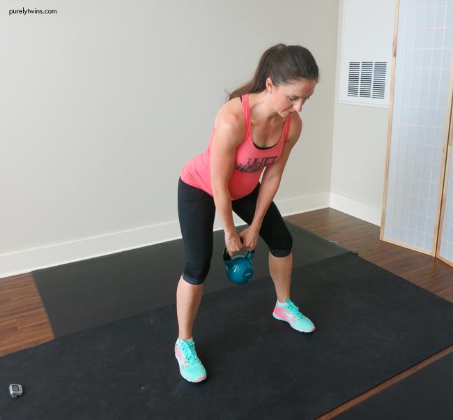 week 22 pregnancy workouts
