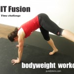 HIIT fusion purely training bodyweight workout #65