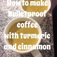 how we make bulletproof coffee + twins coffee talk