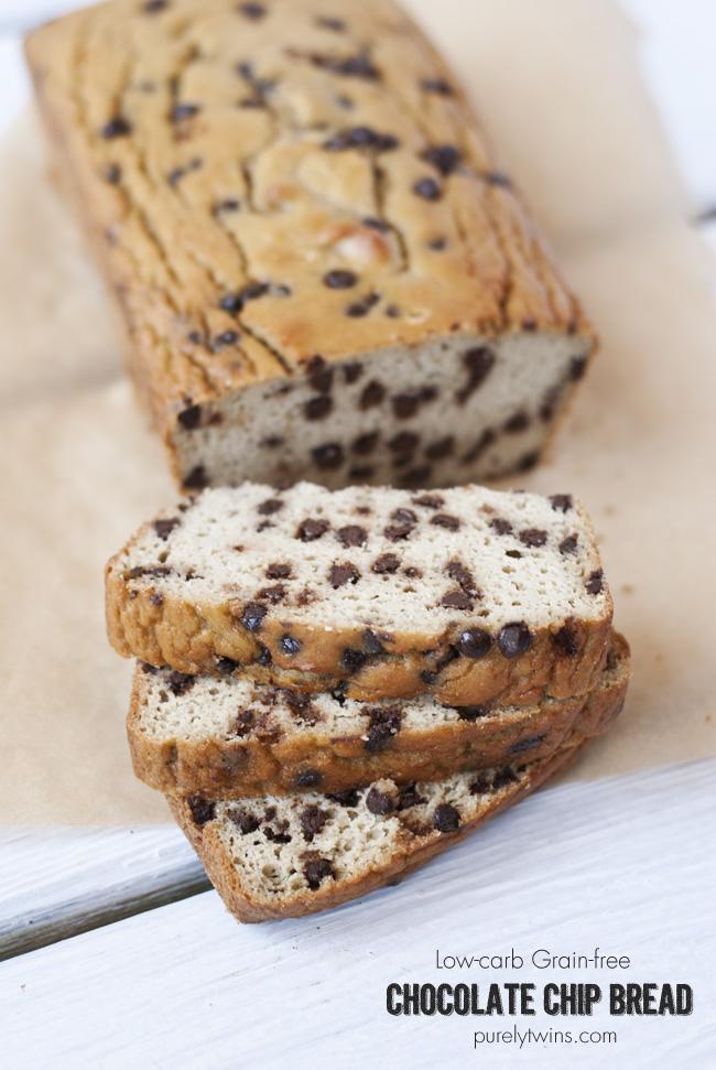 low carb grain free bread recipe