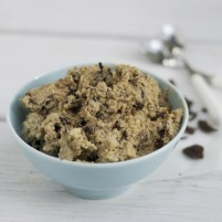 High protein thin mint cookies-n-cream dip (gut-friendly)
