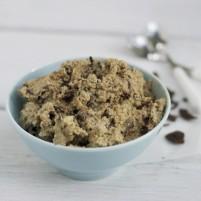 High protein thin mint cookies-n-cream dip (gut-friendly)