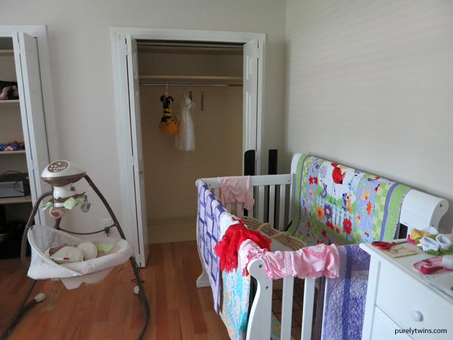 baby girls nrusery room
